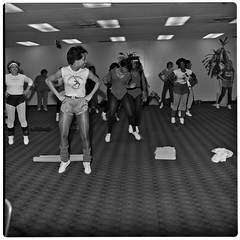 SCRTD - Employee Aerobics Class RTD_1481_05 | by Metro Transportation Library and Archive