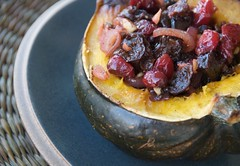 simple stuffed acorn squash DSC_0011 | by Food Blogga