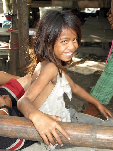 Asian girl filipino yahoo strip and finger 10