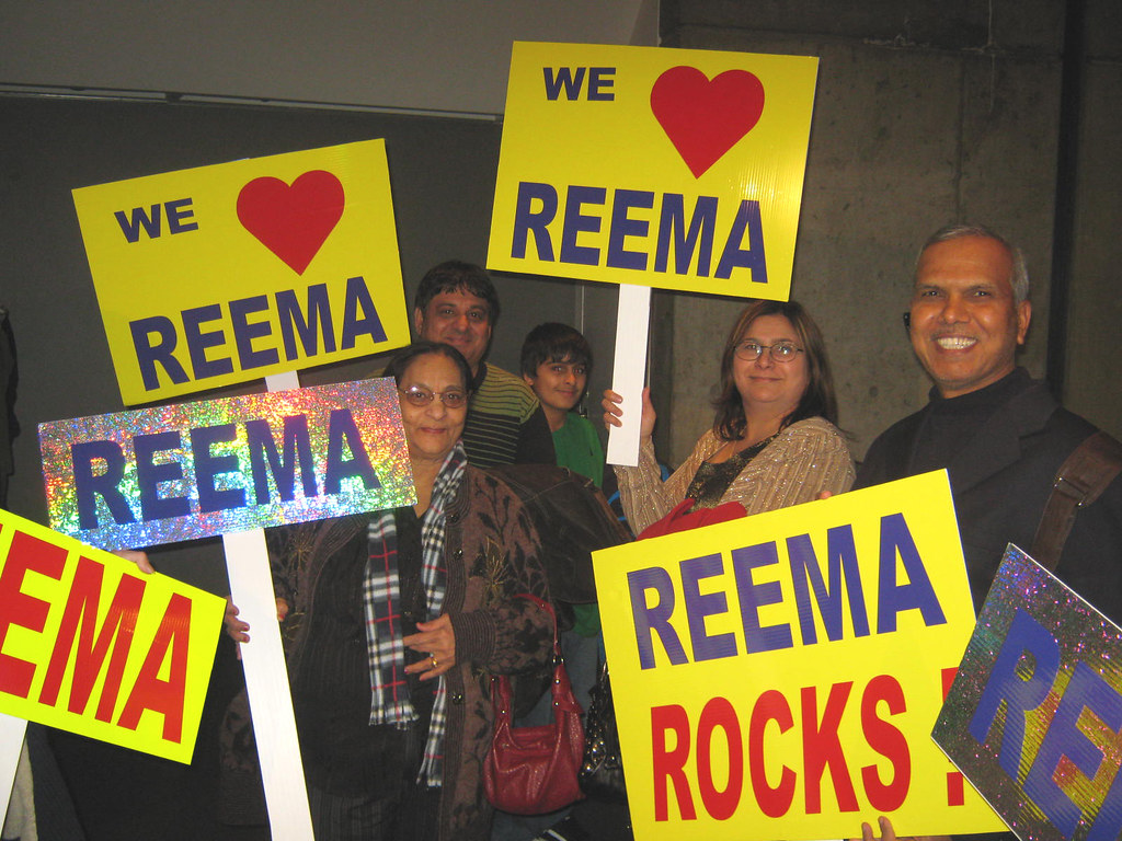 Rema's Family - Miss Teenage Canada 2010