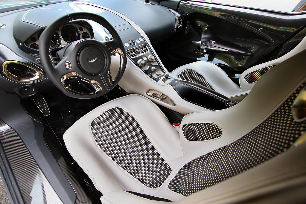 ... Motoringexposure Aston Martin One 77 Interior | By Motoringexposure