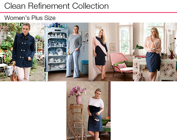 615 Clean Refinement  Plus Collection