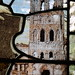 Ypres cathedral in ruins, Great War