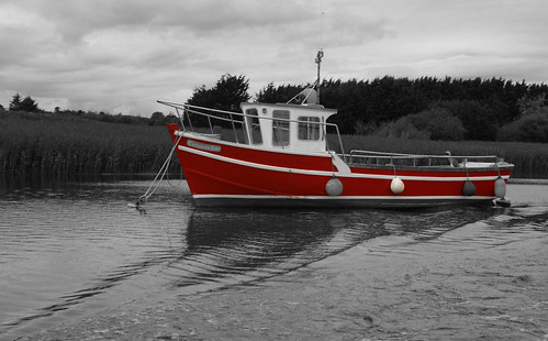 An Alternative view of The Wee Red Boat!!................Explore #458 | by MarsW