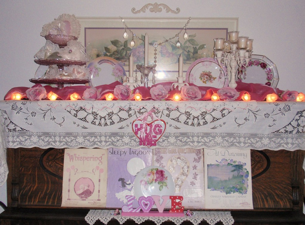 Valentine 39 s day piano decor 1 eli anne marie flickr for Anne marie witmeur decoration