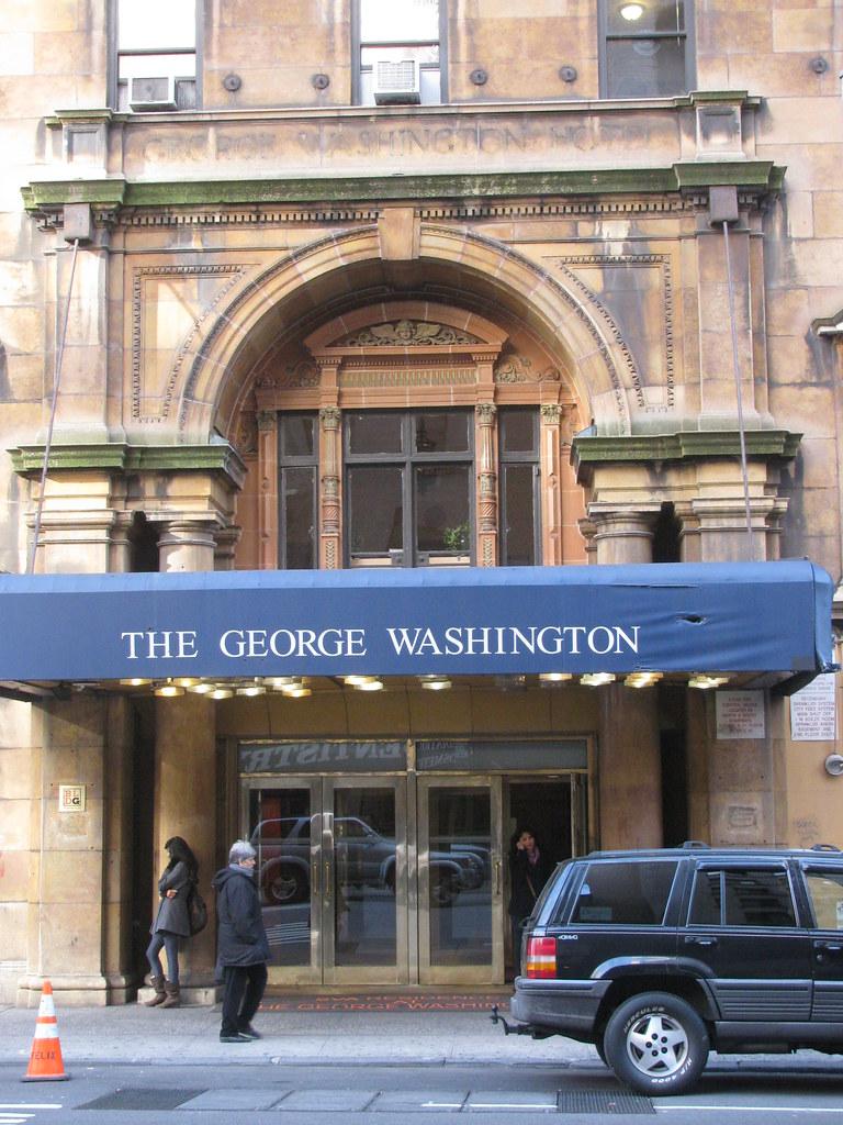 George Washington Hotel Jobs