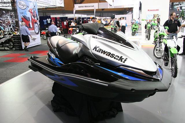 Kawasaki Ultra 260X jet ski | sydney motorcycle show | Flickr