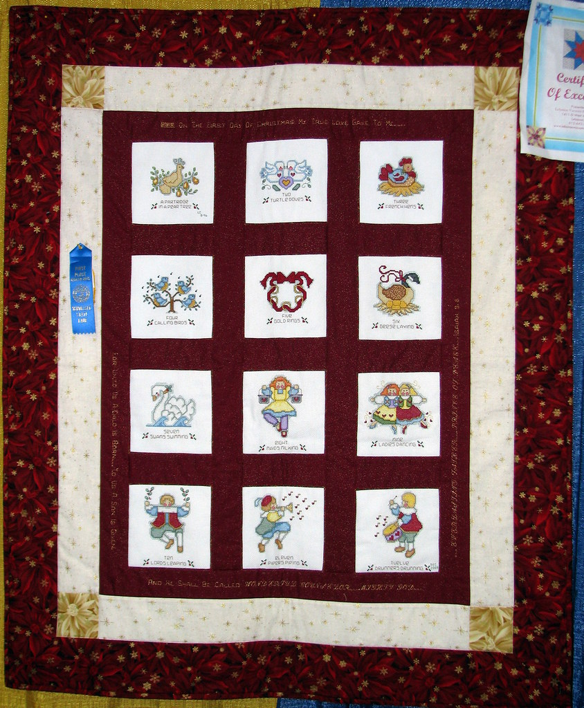 Image for Christmas Quilt