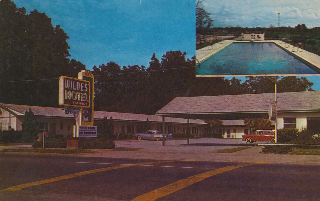 Wildes Motel - Statesboro, Georgia
