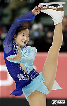 figure skating olympic Shizuka Arakawa