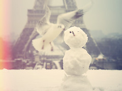 Paris when is snows | by Oh My Drifter