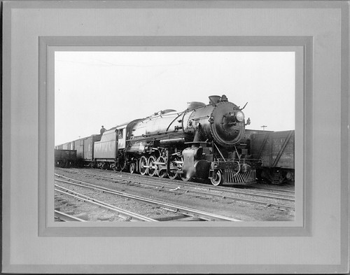 O&W Locomotive #360 | by Cornell University Library
