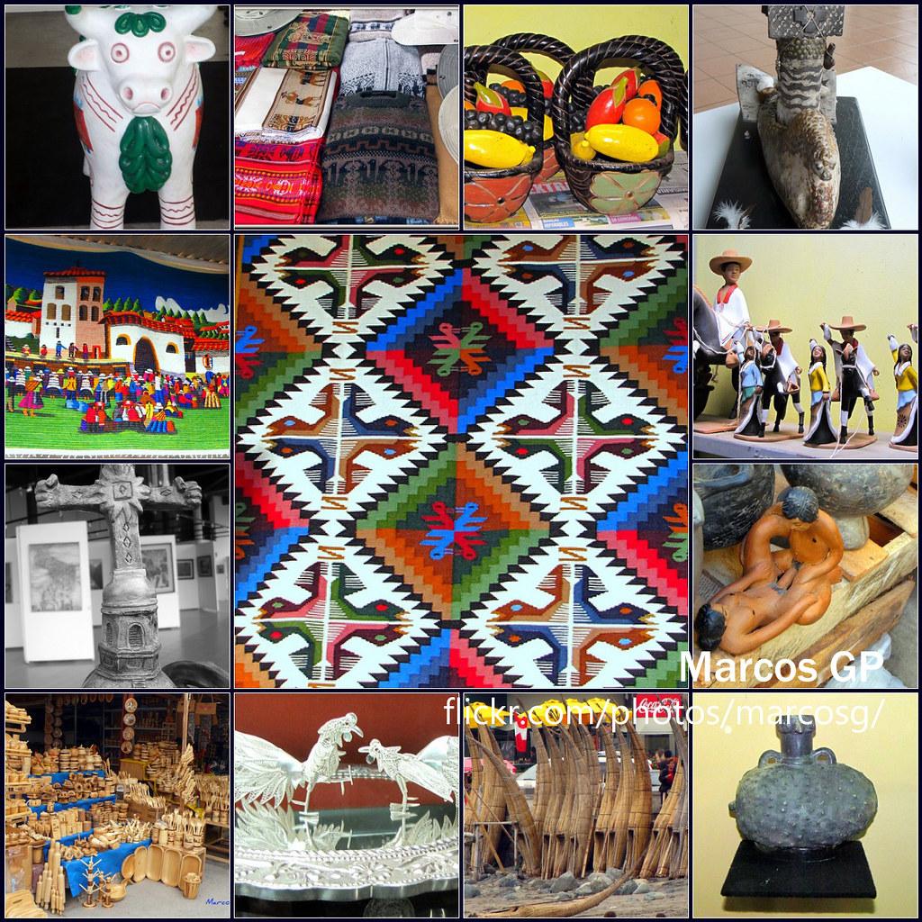 Inca Arts And Crafts