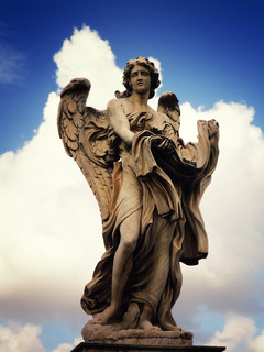 Angel at Castel Sant'Angelo... r3 | by  JoesSistah