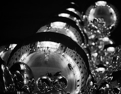 Silver Balloons | by almonkey