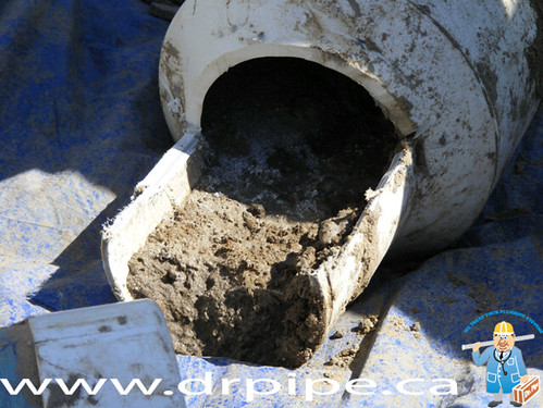 how to find pvc pipe underground