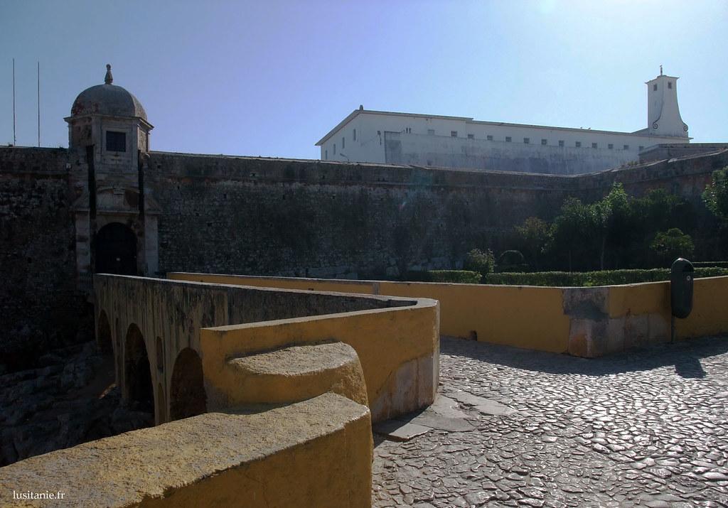 Entrée du Fort de Peniche