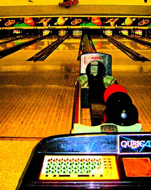 Bowling Alley Long Island City