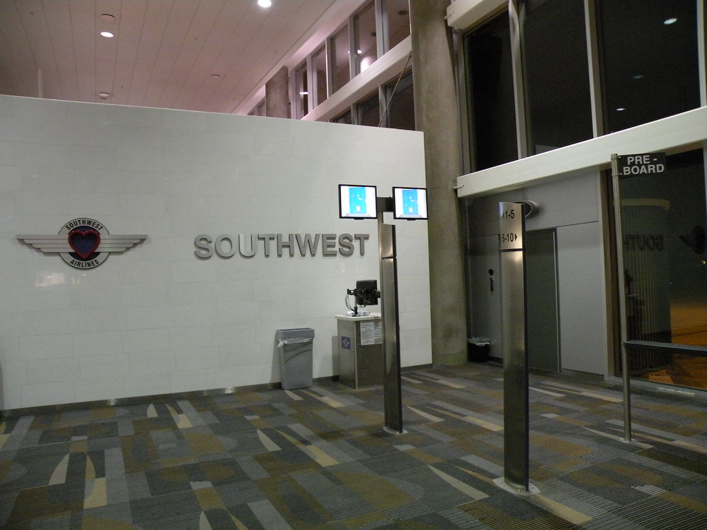southwest airline on boarding approach 3 southwest airlines compared to the us airline industry since its beginnings as a scheduled airline in 1971, southwest airlines has distinguished itself within the.