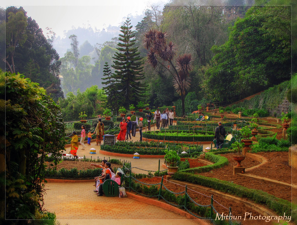 Ooty Botanical Garden Ooty Botanical Garden Flickr