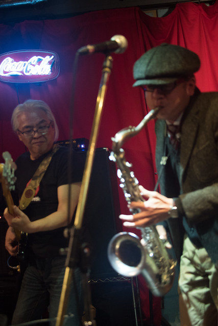 T.G.I.F. Blues Session at Terraplane, Tokyo, 10 Feb 2017 -00066
