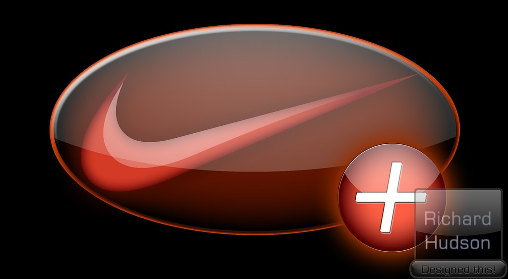 Nike Plus Logo Design | I was bored so redesigned the Nike ...