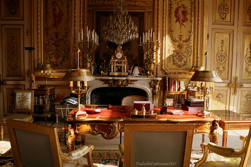 french president 39 s office see more photos and info on my a flickr. Black Bedroom Furniture Sets. Home Design Ideas