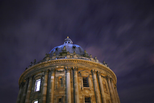 Radcliffe Camera @ Night | by lorissa