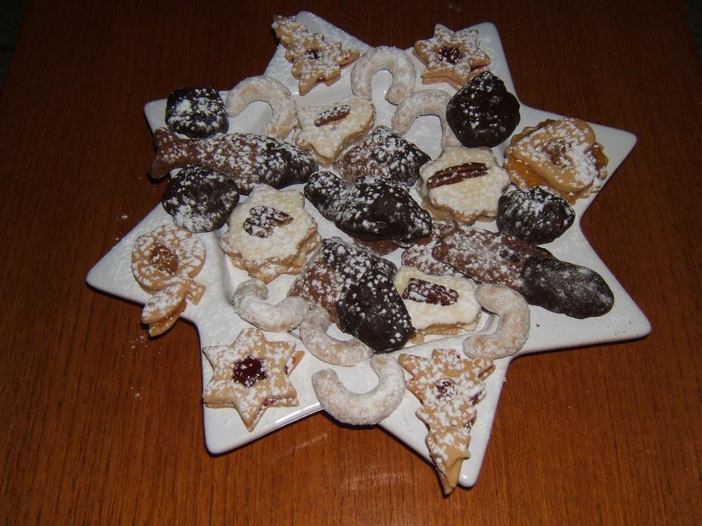 Czech Christmas Cookies 2009 12 104 50 Years Of Practice Flickr