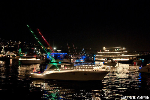 Christmas Boats on Parade | by Mark Griffith
