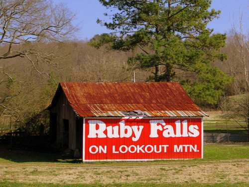 Ruby Falls Barn Located In Jackson County Al Just South