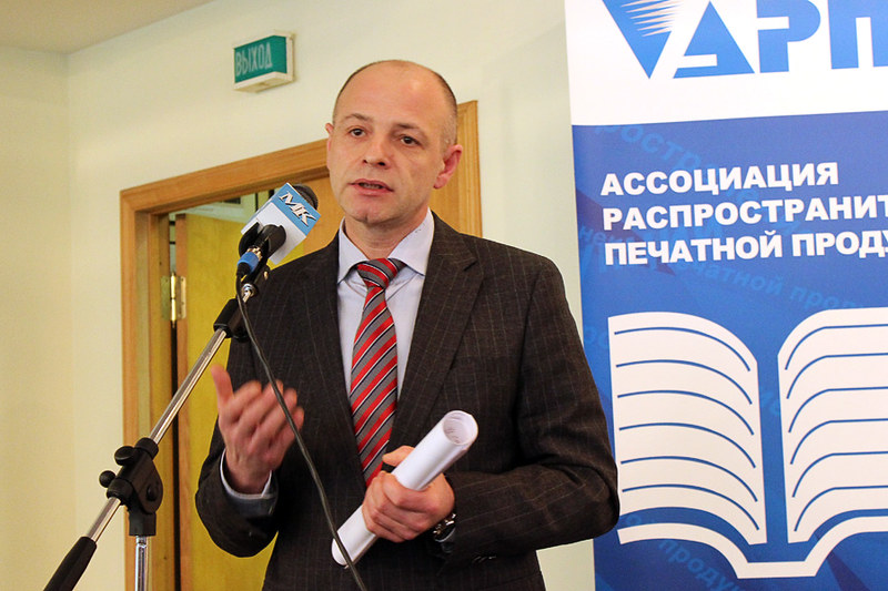 А.Г. Орешкин, Союз издателей «НАИ»