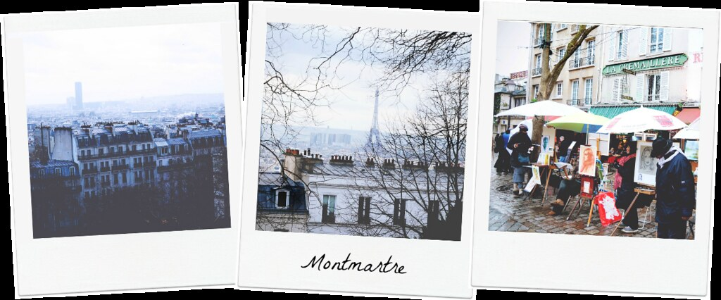 The Paris Diaries - Montmartre | via It's Travel O'Clock
