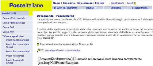 Poste Italiane Dovequando Ecco Cosa Succede A Tracciare Flickr
