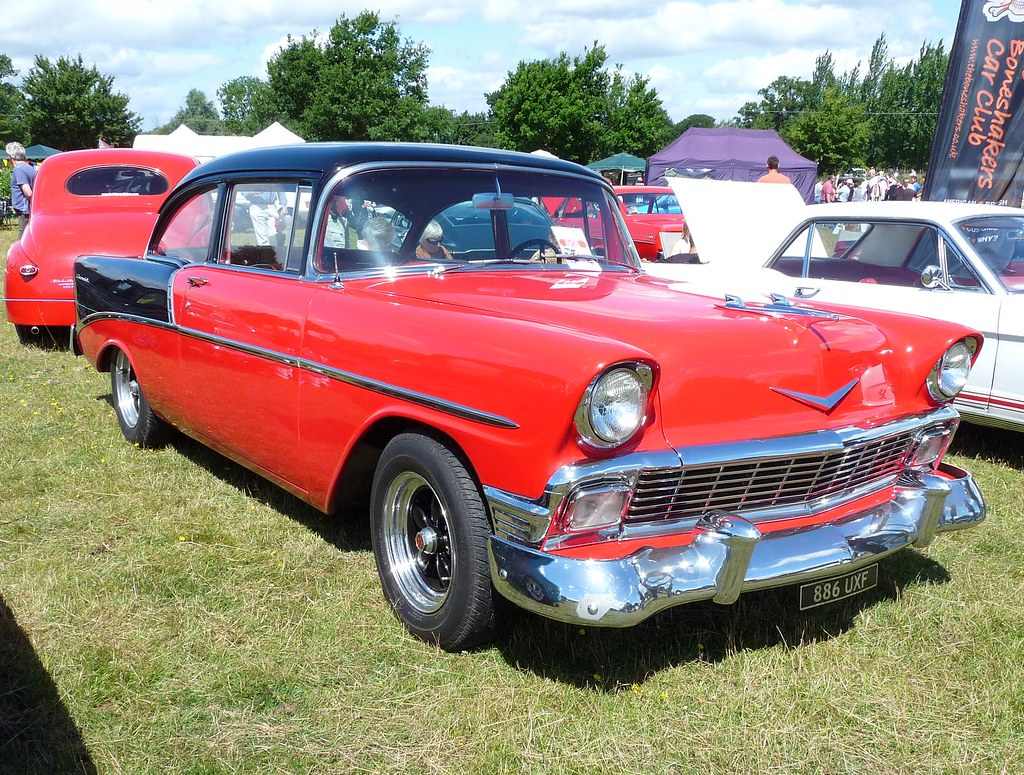Darling Buds Classic Car Show
