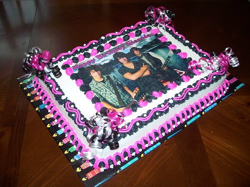 Jonas Brothers Cake Jennifer Flickr