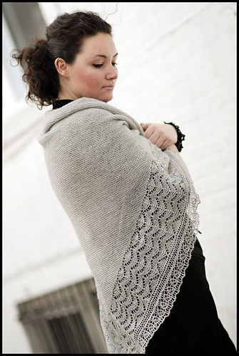 Bridgewater Shawl | by brooklyntweed