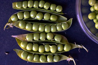 fresh peas in pods | by smitten kitchen