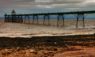 Clevedon Pier | by John Glass
