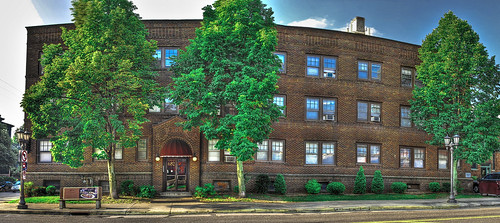 St Paul Apartments Baltimore