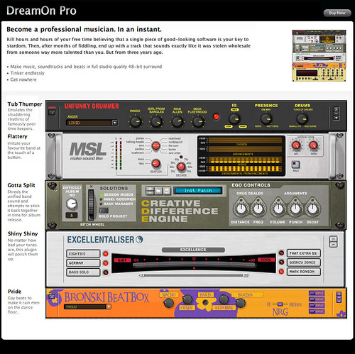 DREAM ON PRO - Ultimate Music Software | by mkandlez