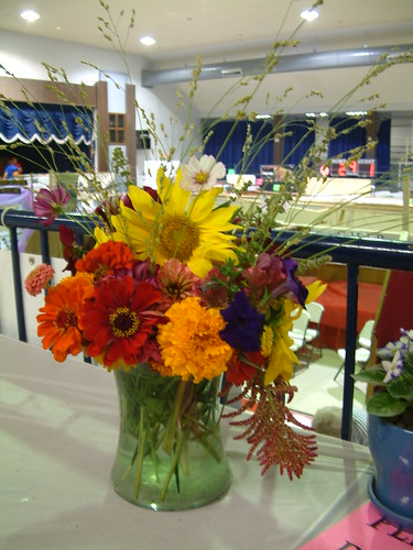 154th SEMO District Fair Opening Day  Lovely Mixed Bouquet 1 | by whitebuffalobk