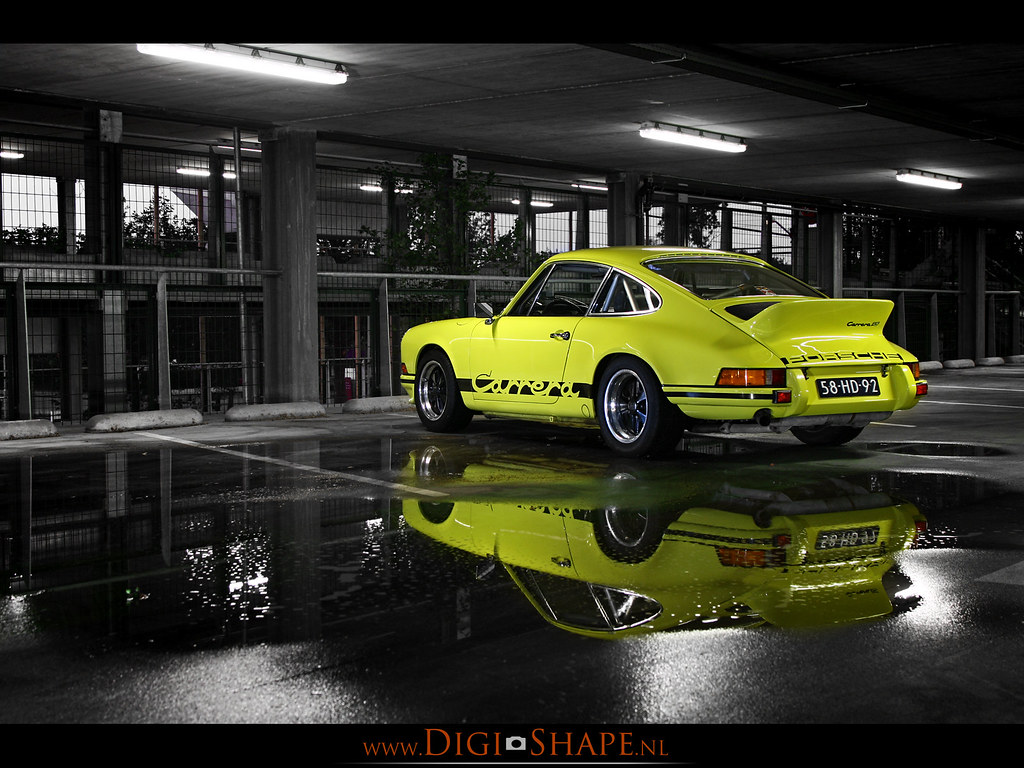 Carrera Rs 2 7 Shoot Secend Shot From The Shoot With A