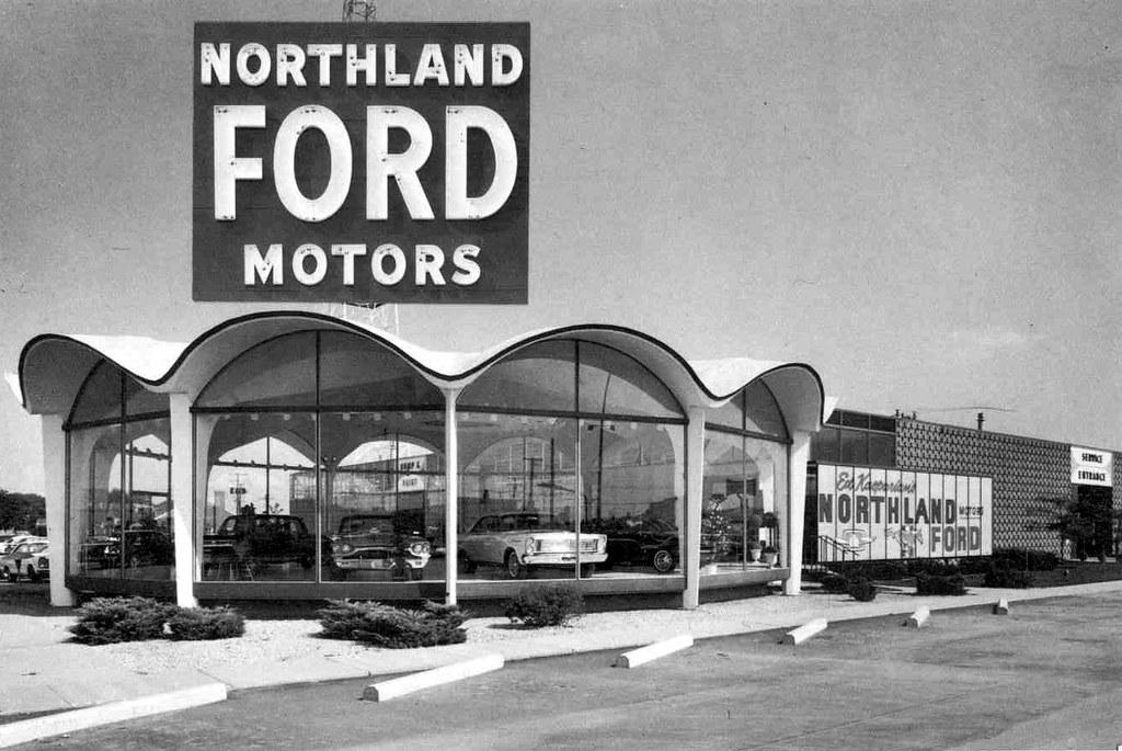 northland ford motors ten mile greenfield l book 1966 flickr. Black Bedroom Furniture Sets. Home Design Ideas