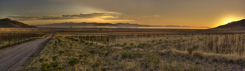 Desert shores Panorama | by Aperturef64