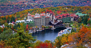 Mohonk Mountain house | by poisonpill