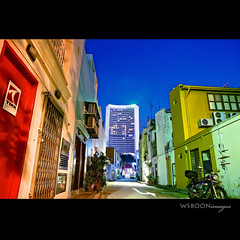 Back Street @ Singapore Bridge Road | by wsboon