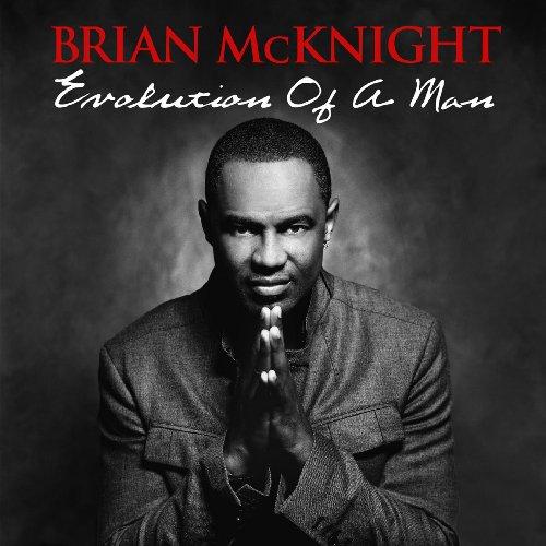 "Brian McKnight ""Evolution Of A Man"" Album Cover"