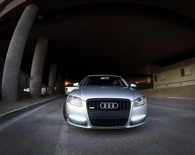 Photoshoot of my Audi A4 by Piercefield Photography