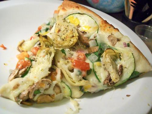 Gourmet Vegetarian Pizza | (Papa Murphy's, Poulsbo, WA ...
